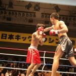 試合結果:鎌田 政興(ケーアクティブ) VS 海老原 竜二(神武館)