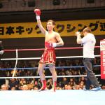 NKBウェルター級 王座決定戦 石井修平(ケーアクティブ) VS 安田一平(スクエアアップ)