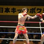 NKB試合 契約59キロ 福島勇史(ケーアクティブ) VS 尚司(大塚道場)