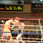 NKBフェザー級 再再戦 藤田洋道(ケーアクティブ) VS 岩田行央(大塚道場)