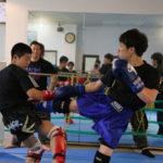 2018.4.8 キックボクシングアマチュア大会の写真3