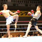 試合結果:NKBフェザー級 鎌田政興(ケーアクティブ) VS KAZUYA(JKKG)