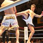 試合結果:NKBフェザー級 鎌田政興(ケーアクティブ) VS リョウタ(鷹虎ジム)