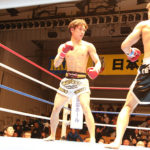 試合結果:NKBバンタム級 古瀬翔(ケーアクティブ) VS ノーマーシー・カズ(テツジム)