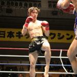 試合結果:NKBバンタム級 古瀬翔(ケーアクティブ) VS 大崎草志(Struggle)